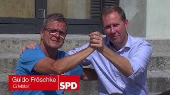 Heiko Miraß und die SPD im östlichen MV