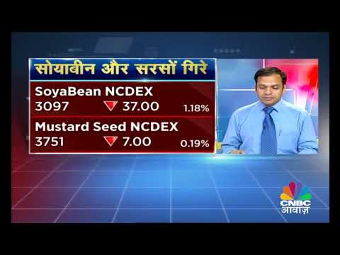 Base Metal Prices Come Down | Commodity Market Today 14th Sept | CNBC Awaaz