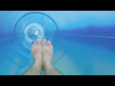 P&O Cruises  Pacific Dawn Water Slides