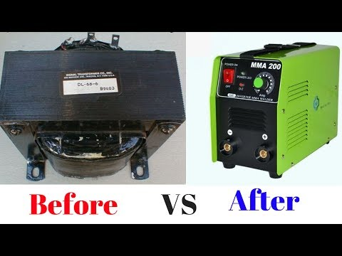how to make welding machine 200 amp with transformer and copper wire easy at home full farmula