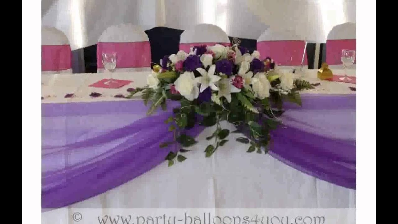 Table Decoration Youtube
