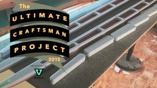 Gene Cooper Chambering Surfboard Ultimate Craftsman Project presented by VISSLA