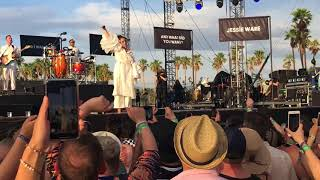 "Jessie Ware ""Say You Love Me"" live at Coachella 2018"