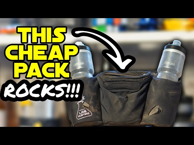 Why I'll keep buying this Hip Pack!!! - Lab Austere Lumbar Pack