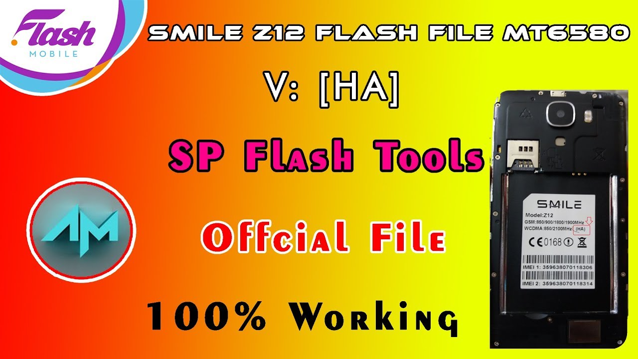 Mt6580 Flash File