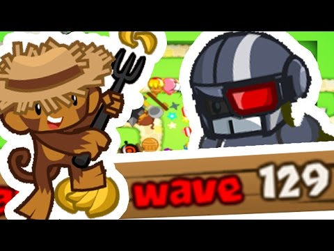 BEST BLOONS STRATEGY TO WIN EVERY TIME - BLOONS TOWER DEFENSE 5