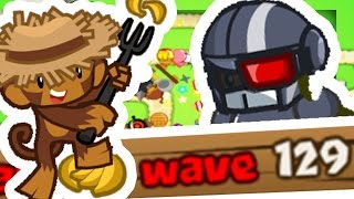 Best Bloons Strategy To Win Every Time   Bloons Tower Defense 5 | Jeromeasf