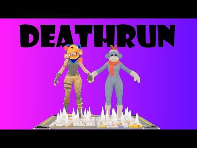 Playing a deathrun