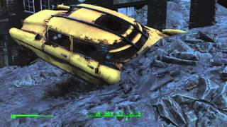 Fallout 4: Demon car is sick of my shit