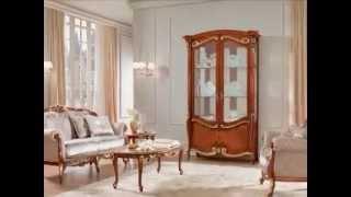 видео Итальянская мебель от фабрики La Fenice Italia