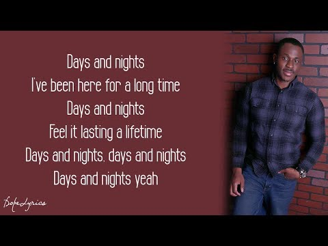 SFire - Days and Nights (Lyrics)