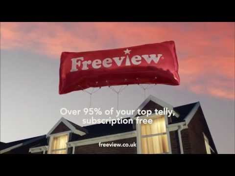 Freeview Value ad campaign
