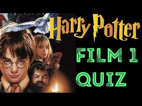 Harry Potter And The Philosopher's Stone Quiz - Harry Potter Trivia