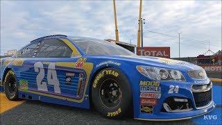 Forza Motorsport 7 - Chevrolet #24 Hendrick Motorsports NAPA Super Sport 2017 - Test Drive Gameplay