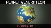 Unity:Planet Generator Alpha Showcase - YouTube