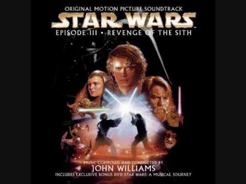 Star wars episode iii revenge of the sith track 6 palatine s teachings