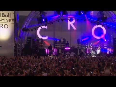 Cro - Traum - Live in Konstanz 2014 #TagAmSee