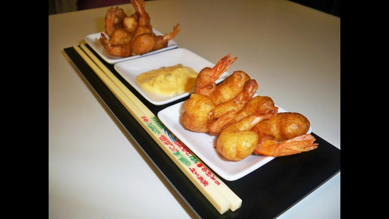 Recette de beignet de crevette facile et rapide youtube - Recette de beignet moelleux et gonfle ...