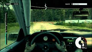 DiRT 3 Multiplayer Gameplay pc Ford Escort RS HD [1080]p