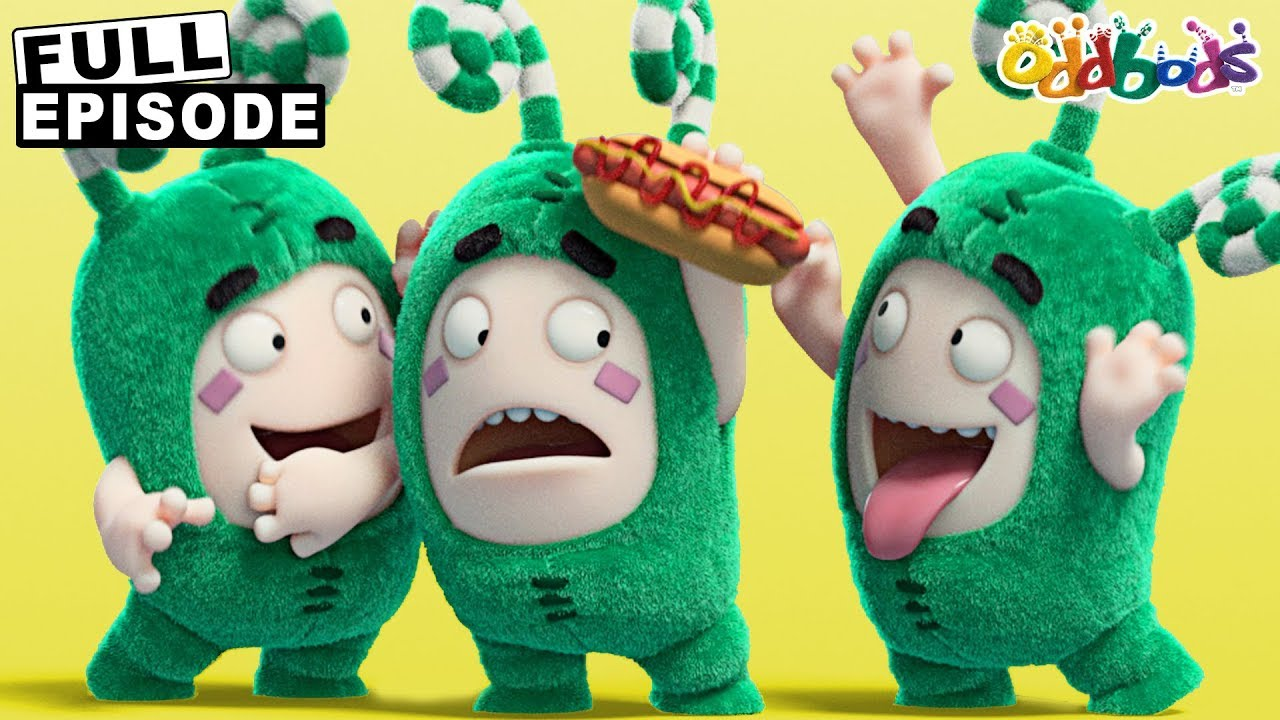 Oddbods | NEW | Zee Force Five | Summer SPECIAL | Full Episode