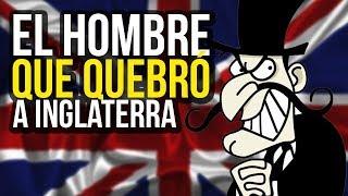 EL HOMBRE que QUEBRÓ EL BANCO de INGLATERRA - GEORGE SOROS