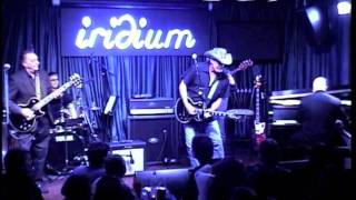 Ted Nugent  and The Les Paul Trio- Johnny B Goode- Les Paul Mondays at Iridium!