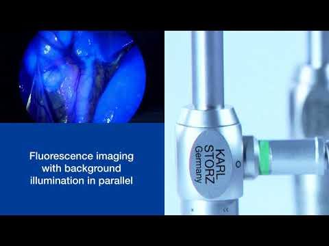 NIR/ICG Fluorescence Imaging an OPAL1™ Technology from KARL STORZ