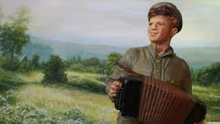 Louis DANTO / Луис ДАНТО - Lonely accordion / Одинокая гармонь