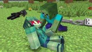 Monster School vs Bad Guys : Bad Dancers - Minecraft Animation