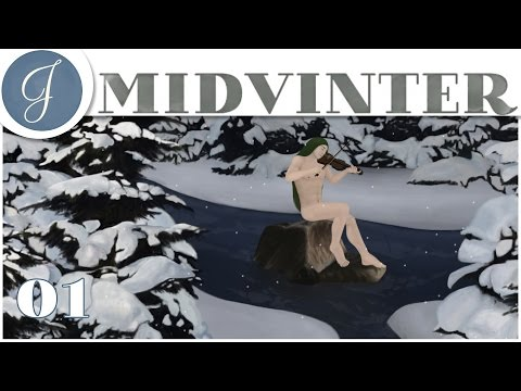 Midvinter Gameplay ~ A First Look at Midvinter ~ Game Overview ~ Part 01