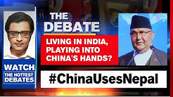 Arnab Goswami Debates: Living In India, Playing Into China's Hands?