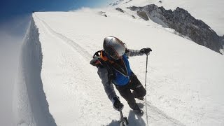 Mont Blanc en AR - Voie Normale --- Xpress avec le DSA --- Do it (almost) like Kilian Jornet