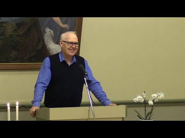 2018.11.18. Oddd Sverre Hove, Den dagsaktuelle siutasjonen i Israel