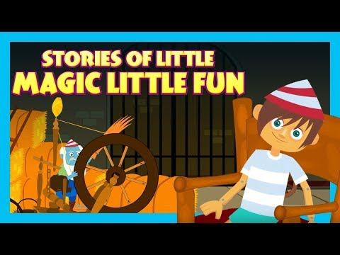 Stories Of Little Magic Little Fun|Bedtime Stories For Kids-Moral To Learn For Kids|KIDS HUT STORIES