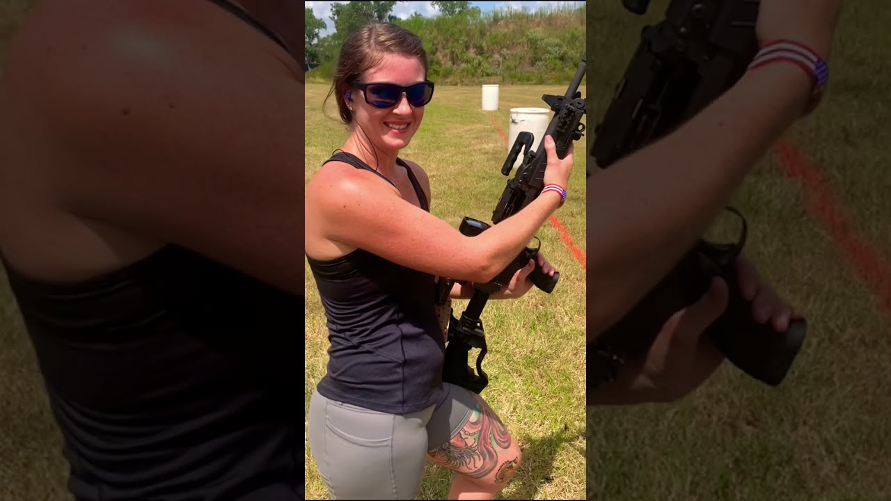 Primary Arms Optics Range Day | With Heather