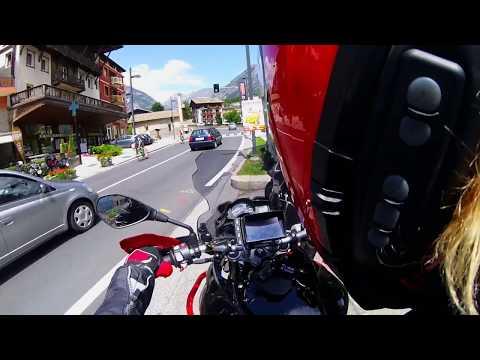MC EvenTour   Riding Umbrail to Stelvio Pass from Bormio