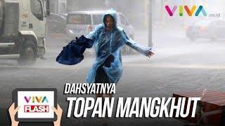 Video MENGERIKAN! Rekaman Video Amatir Topan Mangkhut di Hong Kong download MP3, 3GP, MP4, WEBM, AVI, FLV September 2018
