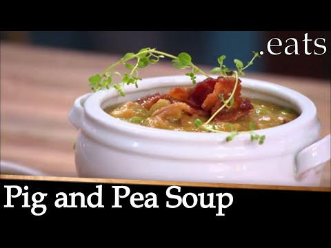 Pig And Pea Soup - Chef Michael Smith Recipes