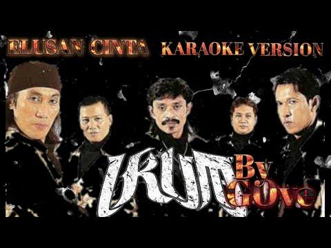 IKLIM - Elusan Cinta (Karaoke)