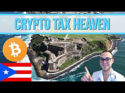 Crypto Utopia In Puerto Rico | Tax Haven | Market Update