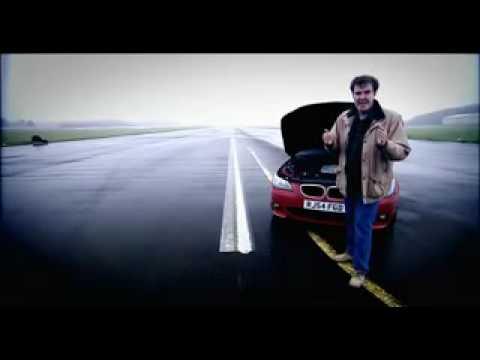 Top Gear BMW 535d (vs 545i)