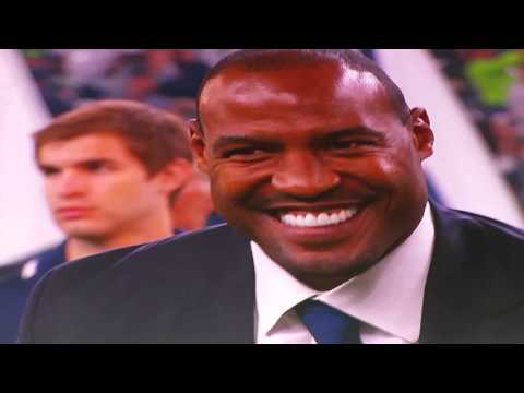 Darren Woodson inducted into the Ring of Honor