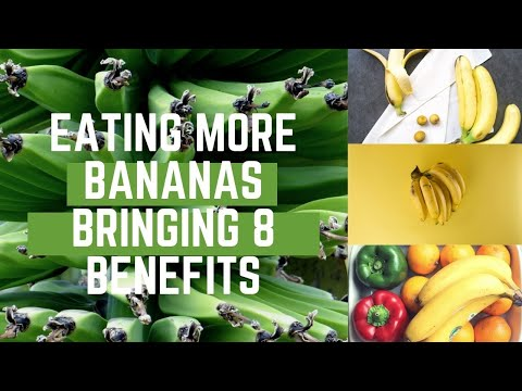 A number of banana's astonishing health benefits you may ignore - 8 facts of big benefits