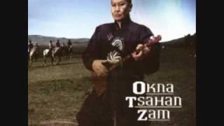 Okna Tsahan Zam - Edjin Duun