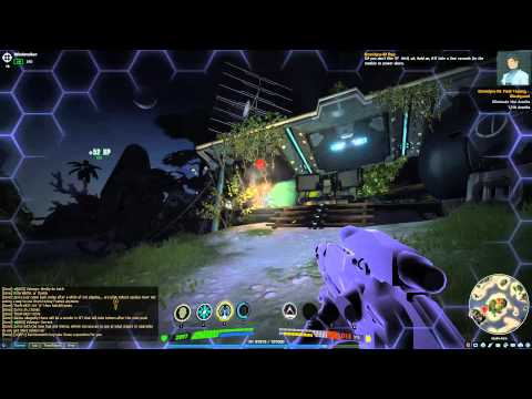 firefall: recon gameplay