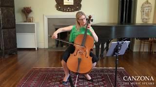 Winona Zelenka - Cello, Livestream *Fundraiser for St. Michael's Hospital COURAGE FUND