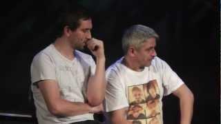 Partička [1080p HD] - Broadway - Interview - 14.11.12