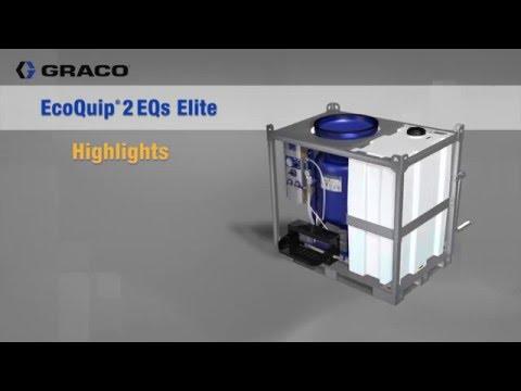 Graco EcoQuip 2 EQs Vapor Abrasive Blasting Benefits - YouTube
