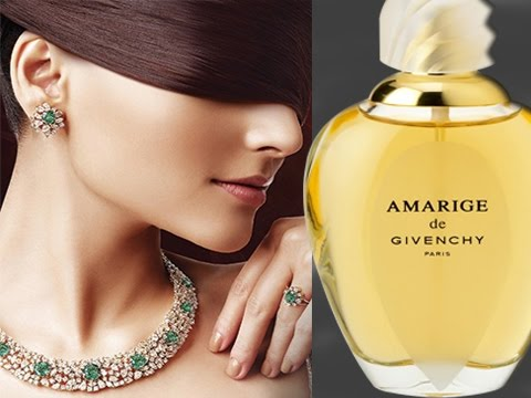 Givenchy Amarige Perfume | Perfume Mania Reviews