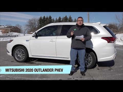 Episode 84 -  2020 Mitsubishi Outlander PHEV Review!